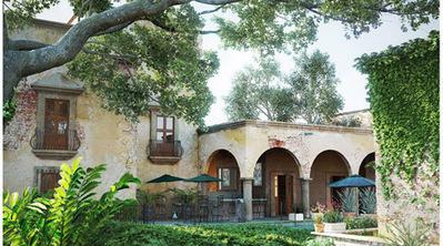 Terrasse de villa provençale 3D   3D Library   Scoop.it