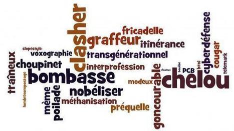 Quelles sont les origines des mots ? | Remue-méninges FLE | Scoop.it