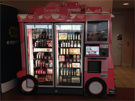 8 Of The Most Clever Vending Machines And Why They're Strategic | Vending Machines | Scoop.it
