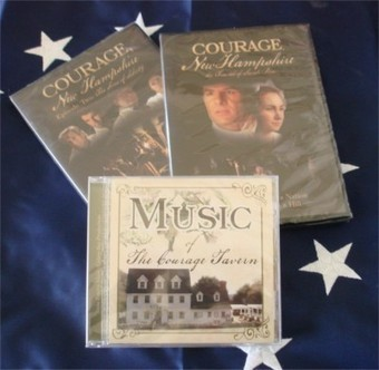 Courage New Hampshire DVD Review and Giveaway | American History Fun Facts | Scoop.it