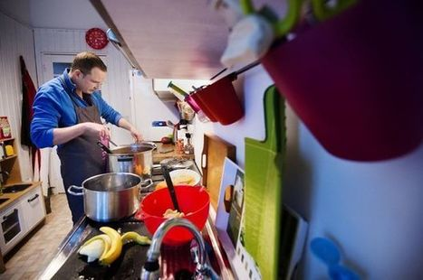 UberizeME : ma première journée de cuisinier | Notre revue de presse | Scoop.it