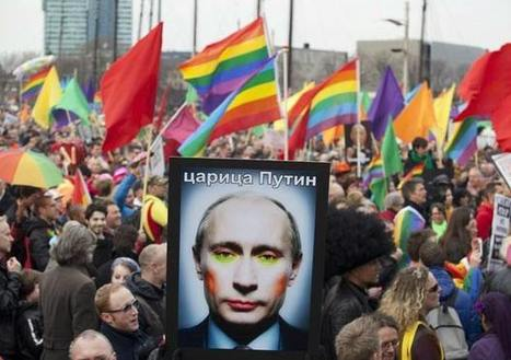 LGBT Community Attacked, Tortured and Imprisoned in Russia as Regime Threatens to Imprison Gay Olympians - | Brainfriendly, motivating stuff for ESL EFL learners | Scoop.it