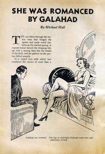 Romanced By Galahad | Sex History | Scoop.it