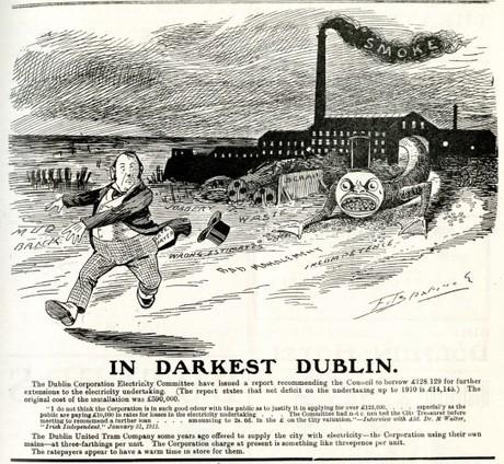 Savage Indignation: Irish satire in the 20th century | The Irish Literary Times | Scoop.it