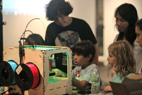 Youth makerspaces in local community centres | Ottawa Maker Movement - Ideas for Community Engagement and Programming | Scoop.it