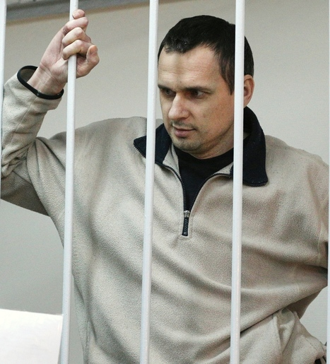 Russia Convicts Filmmaker Oleg Sentsov | What's new in Visual Communication? | Scoop.it