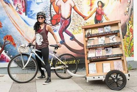 Pedal-Powered Libraries - PUBLIC Opinion | SocialLibrary | Scoop.it