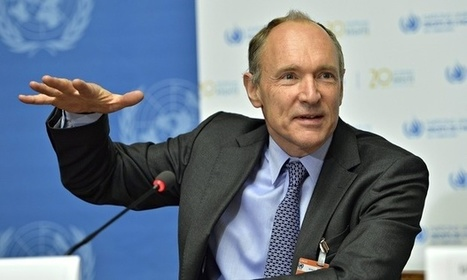 Tim Berners-Lee calls for internet bill of rights to ensure greater privacy | Open world | Scoop.it