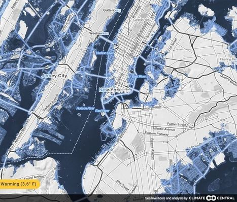 New Maps Show World's Cities DISAPPEARING Under Water – Next City | URBANmedias | Scoop.it