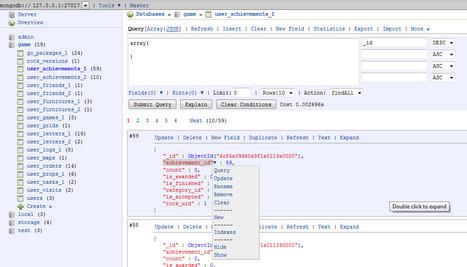 RockMongo | NoSQL | Scoop.it