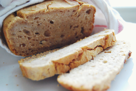 Gluten Free Apple Spice Bread - The Honest Dish | The Honest Dish | Scoop.it