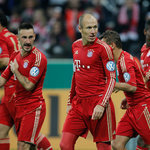 Bundesliga: Back injury sidelines Bayern Munichs Arjen Robben | germanfootball | Scoop.it