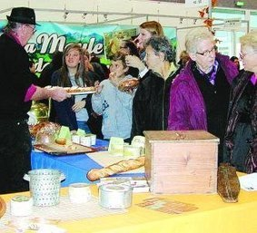 Chaource : Le musée du Fromage a fait salon   The Voice of Cheese   Scoop.it