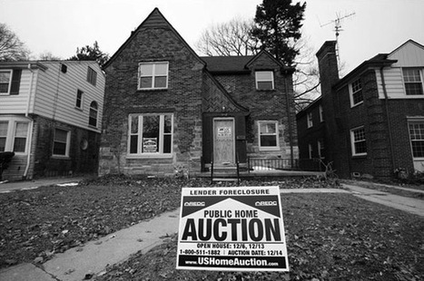 Revitalization by Gentrification | Jacobin | Detroit Rises | Scoop.it
