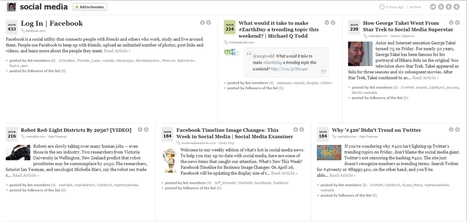 "Create your own newspaper on Twitter with The Tweeted Times | Creative Ramblings - A Blog by Cendrine Marrouat | ""#Google+, +1, Facebook, Twitter, Scoop, Foursquare, Empire Avenue, Klout and more"" 