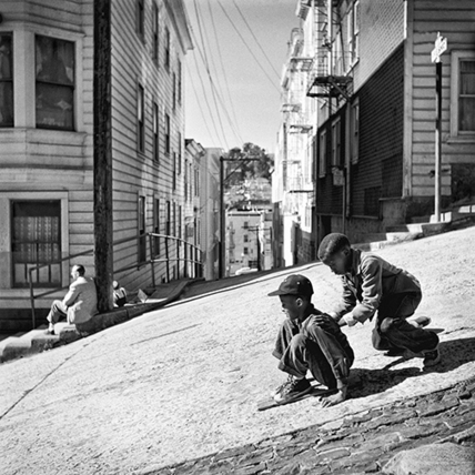 Fred Lyon: San Francisco Yesterday 1948–1958, A Photo Exhibition at San Francisco International Airport | Curiosité professionnelle | Scoop.it