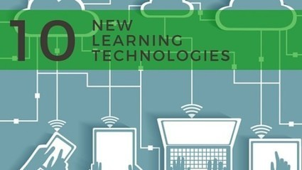10 New Learning Technologies - by Dr. Clark Quinn | Litmos Blog | iEduc | Scoop.it