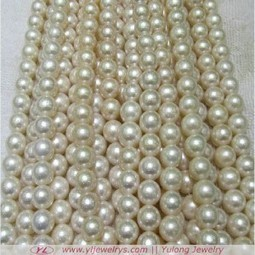 12-13MM AA Round Freshwater Pearl Strand YL-0237P - Yulong Fashion | Men and Women's Fashion | Scoop.it