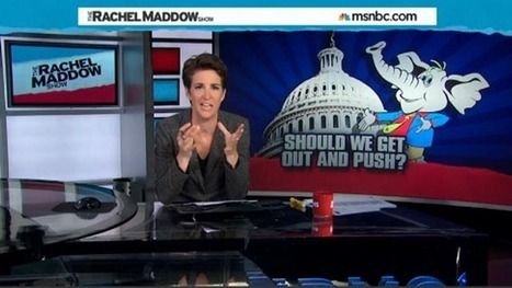 Watch Rachel Maddow Explain Why This Is the WORST Congress Ever (Video)   AUSTERITY & OPPRESSION SUPPORTERS  VS THE PROGRESSION Of The REST OF US   Scoop.it