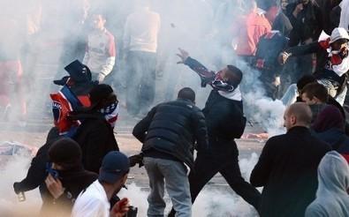 PSG-Incidents : qui sont les casseurs ? Etait-ce prévisible ? Le Trocadéro était-il une erreur ? | violence et société | Scoop.it