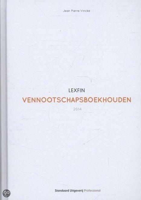bol.com   Lexfin Vennootschapsboekhouden / 2014   9789034115089   Boeken   Aanwinstenlijst HB   Scoop.it