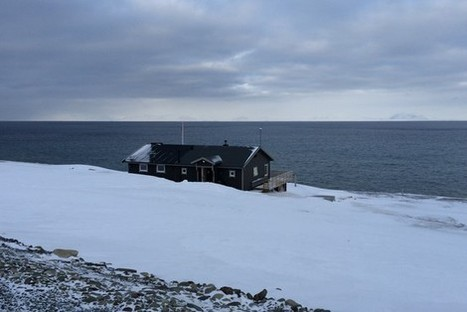 How did a small cabin near the North Pole get some of the world's fastest Internet?   Broadband wonder land... ?   Scoop.it