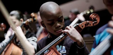 Les orchestres Démos vont crescendo | La Musique en Médiathèque et ailleurs | Scoop.it