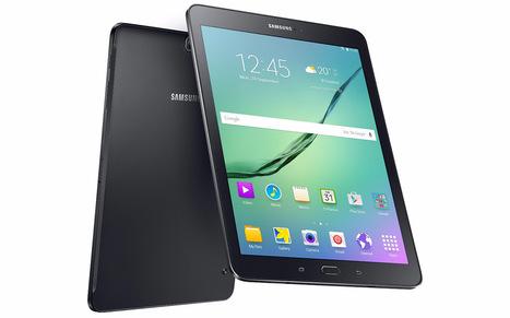 Deux nouvelles tablettes verrons bientôt le jour du coté de Samsung :   Tuitec   Scoop.it