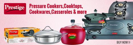 Buy Prestige Kitchen Appliances Online, Best Prestige Kitchenware Items in India - Infibeam.com | Kitchenware Products | Scoop.it