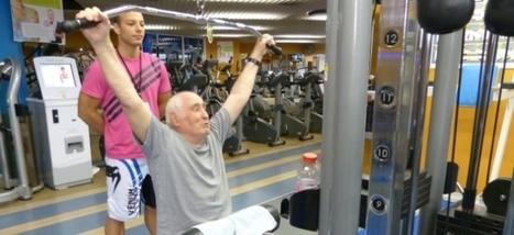 Les seniors ont leur place dans les salles de sport - Tendance Ouest | Salle de sport | Scoop.it