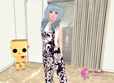 The Butterfly Boutique: May Group Gift : Alya's Coming! | Finding SL Freebies | Scoop.it