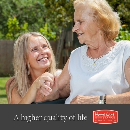 Social Health of seniors | Home Care Assistance of West Texas | Scoop.it