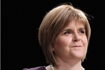 Sturgeon interview: Don't confuse me with a rock star - I can't sing | My Scotland | Scoop.it