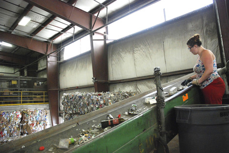 Dip in recycling market hurts Windham Solid Waste | Sustain Our Earth | Scoop.it
