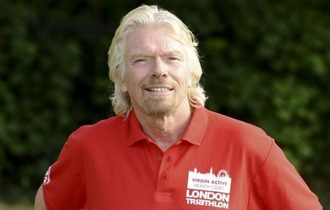 Richard Branson on Constructing the Perfect Pitch | It's business, my dear! | Scoop.it