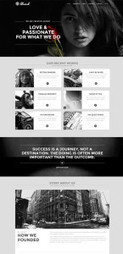 16 Best One Page WordPress Themes | Great WordPress Themes | Scoop.it