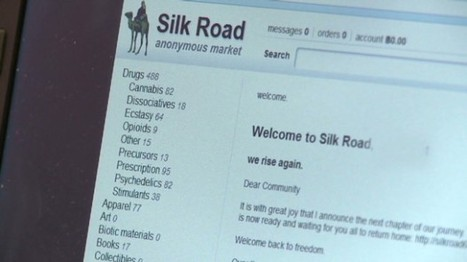 Sufiy: Bubble Chronicles: Drug Site Silk Road Wiped Out By Bitcoin Glitch   Gold and What Moves it.   Scoop.it