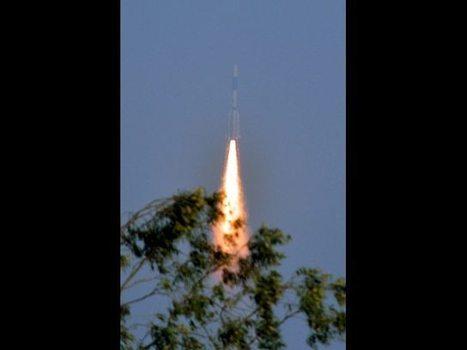 La India: satélite GSAT - 14 fue lanzado con éxito al espacio   RPP ...   Tecnología   Scoop.it
