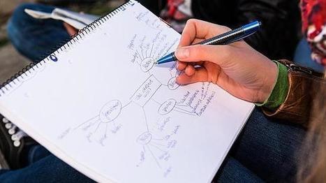 Los mapas mentales: la mejor forma de tomar apuntes en la universidad | Herramientas Digitales para la Educación | Scoop.it