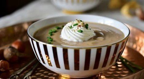 Soupe de châtaignes maison | Recettes de fetes | Scoop.it