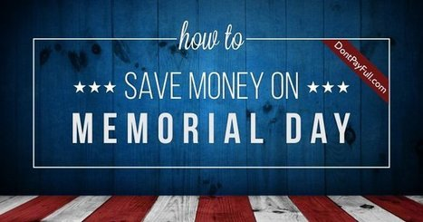 How To Save Money On Memorial Day 2015 | Coupons | Scoop.it
