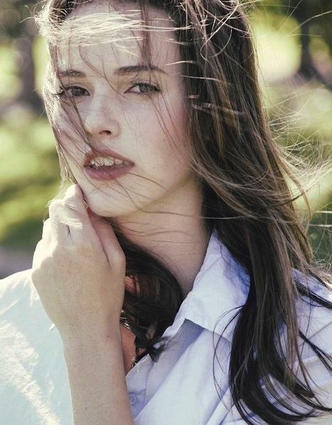 [freshly on board] Caleigh Darragh @ Next Model Management in L.A. ('new faces' division) | RAJABATAK | Scoop.it
