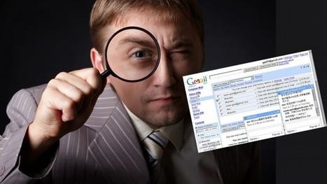 Google va arrêter de scanner les mails des gouvernements, des entreprises et des étudiants | Entreprendre - startups | Scoop.it
