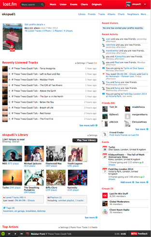 Last.fm – the Blog · Did Someone Say On Demand? | Kill The Record Industry | Scoop.it