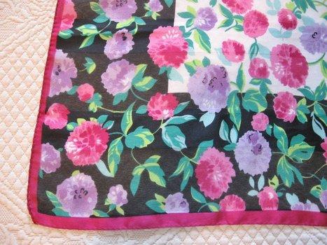 Vtg Berkshire Silken Scarf Italian Ladies Fashion Accessory Unused ~ Vintage Touch | Ladies Fashion | Scoop.it