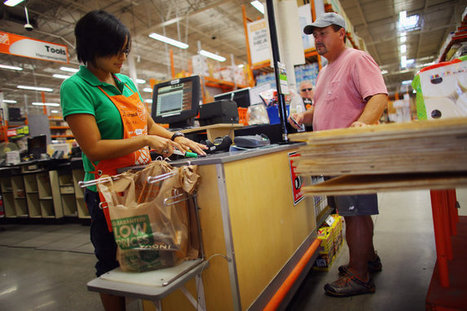 Ex-Employees Say Home Depot Left Data Vulnerable | Corporate Security | Scoop.it