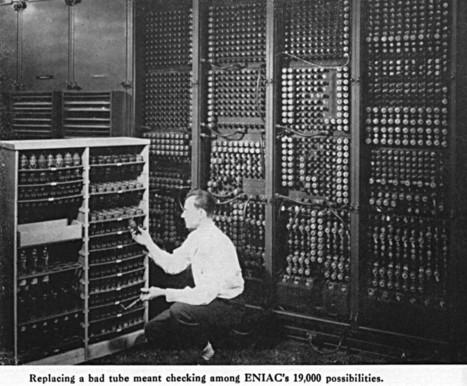 La tragique histoire du premier ordinateur - L'actualité | Seniors | Scoop.it