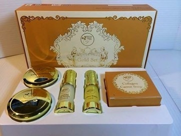 Thailand Beauty Products: Freshy Face Gold Set | Plastic Surgery Bangkok Thailand | Scoop.it
