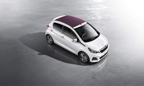The all-new Peugeot 108 released ahead 2014 Geneva Motor Show | MotorExposed.com | Car news | Scoop.it
