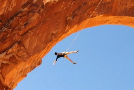 World's Largest Rope Swing (Video) | The Biggest in the World | Scoop.it